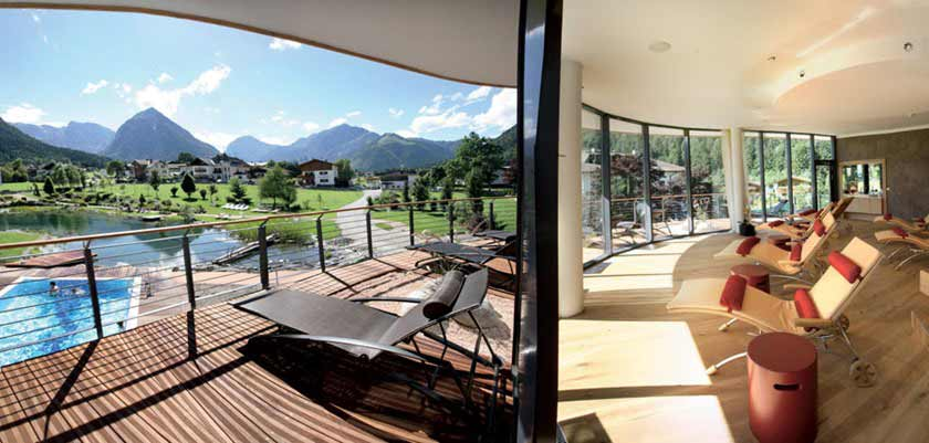 Hotel Rieser, Pertisau, Lake Achensee, Austria - Relaxation areas.jpg